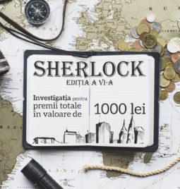 Sherlock, ediția a VI-a