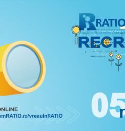 RATIO recrutează noi voluntari curajoși!
