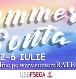 Listă finală a participanţilor | Summer Conta – ediţia a V-a